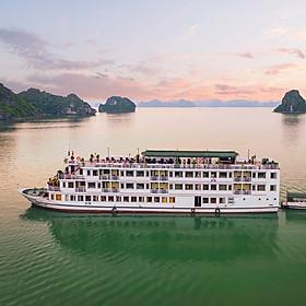Hương Hải Sealife Cruise 4* Hạ Long - 2N1Đ Khám Phá Vịnh Hạ Long, Vịnh Bái Tử Long