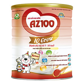 Sữa dinh dưỡng AZ100 IQ GROW 900G