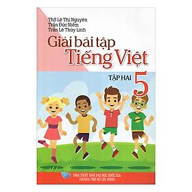 Giải Bài Tập Tiếng Việt Lớp 5 ( Tập 2)