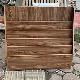 Kệ sách báo gỗ công nghiệp