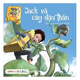 Ngày Xửa Ngày Xưa – Jack Và Cây Đậu Thần (Tái Bản 2018)