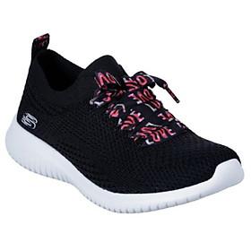 Giày Sneaker Thể Thao Nữ Skechers 13114-BKWP
