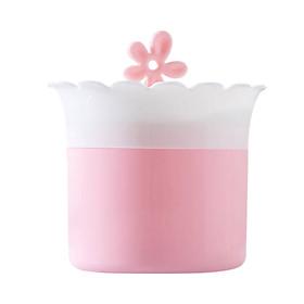 Plastic Bubble Maker Facial Cleanser Foam Cup Whip Bubble Maker Facial Cleansing Tool Skin Care