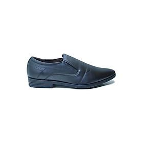 Hình đại diện sản phẩm Giày Tây Nam Da Bò Hải Nancy HC001D - Đen