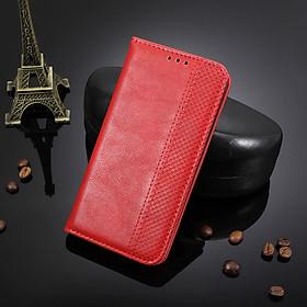 Bao da dạng ví, nam châm dành cho Nokia 8.1, X7 Luxury Leather Case - Hàng nhập khẩu