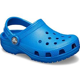 Giày thời trang Clog Trẻ em Crocs 204536-4JL - Xanh