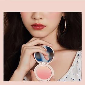 Phấn má hồng Novo Pretty For You Silky Rouge Lâu Trôi-2