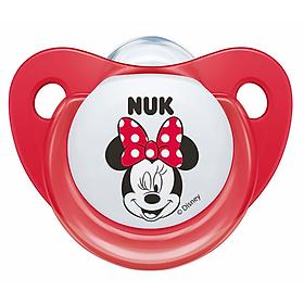 Bộ 2 Ti Giả Silicone Mickey Sleeptime Nuk NU34338 (0-6 tháng) - Mẫu Ngẫu Nhiên