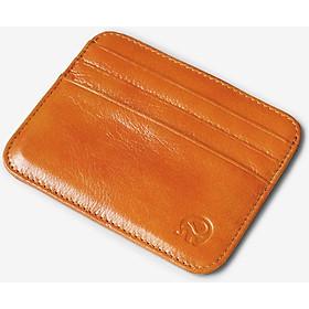 Ví đựng thẻ,giấy tờ, CMT, ATM, name card SPK211 (Cam Vàng)
