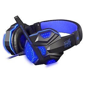Tai nghe máy tính có mic Plextone PC780, tai nghe PC Gaming thiết kế chụp tai có dây bọc dù chống rối dài 2.2m dành cho Game thủ tương thích với Mobile và Laptop nghe nhạc hay, chơi Game tốt - Hàng Chính Hãng.