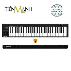 Nektar GX61 Midi Keyboard Controller 61 Phím Cảm ứng lực Bàn phím sáng tác - Sản xuất âm nhạc Producer Hàng Chính Hãng - Kèm Móng Gẩy DreamMaker