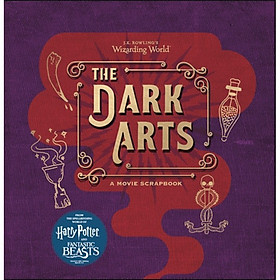 Harry Potter: The Dark Arts (A Movie Scrapbook) (Hardback) (English Book)