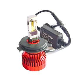 Bóng đèn LED Mitra X10 H4 dùng cho xe máy