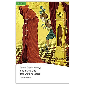 Level 3: The Black Cat And Other Stories Book & MP3 Pack (Pearson English Graded Readers)
