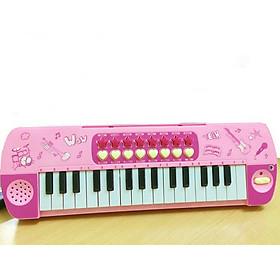 Đàn Organ Kèm Mic Cho Bé Phát Triển Khả Năng Âm Nhạc 3206 Siêu Hot