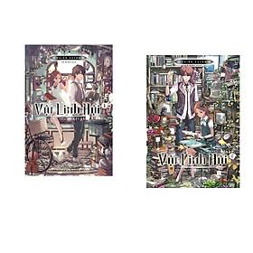 Combo 2 cuốn sách: Vật linh hội tập 1: Tình yêu bỏ két sắt + Vật linh hội tập 2: Thiên tài bút khô