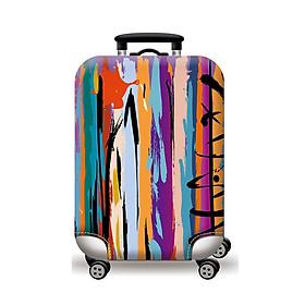 Hình đại diện sản phẩm Túi bọc bảo vệ vali -Áo vỏ bọc vali - Nghệ Thuật Sơn Dầu