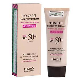 Kem Chống Nắng Dabo Tone Up Base Sun Cream (70ml)