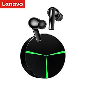 Lenovo Game GM1 Tai nghe TWS BT5.0 Tai nghe không dây IPX5 chống thấm nước 65ms độ trễ thấp aptX DSP giảm tiếng ồn kép