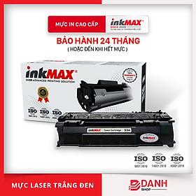 Hộp mực 53A-inkMAX - Sử dụng cho HP Laser P 2011 / 2012 / 2013 / 2014 / 2015 / CANON LBP 3310 / 3370 / (CRG 315 ) - Hàng chính hãng