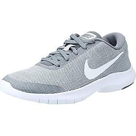 Nike Women's Flex Experience Run 7 Shoe, Black White White, 9.5 us