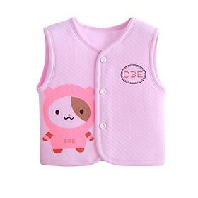 Áo dile chần bông cho bé - Quần áo trẻ em giá rẻ