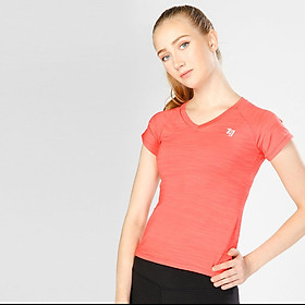 Hình đại diện sản phẩm Áo Thể Thao Nữ W Basic V Neck Red