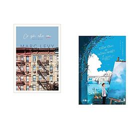 Combo 2 cuốn sách: Cô gái như em + Điềm tĩnh và nồng nhiệt - Lam