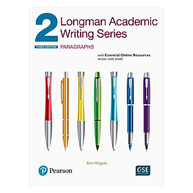 Longman Academic Writing, Series 2: Student Book With Essential Online Resource (3Rd Edition)