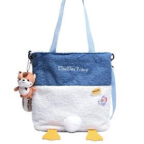 Túi xách sang trọng túi đeo vai gấu hoạt hình dễ thương 921