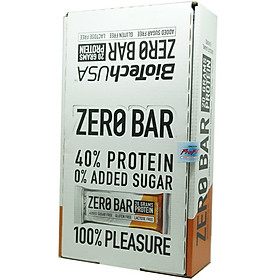 Bánh Protein Zero Bar BiotechUSA
