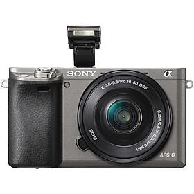 Máy ảnh Sony A6000 Xám | Kit 16-50 | Chính hãng
