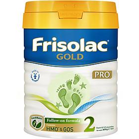 Sữa Bột Friso Gold Pro 2 Cho Trẻ Từ 6-12 Tháng 800g