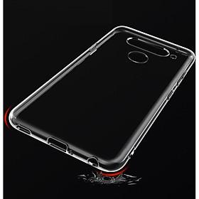 Ốp lưng silicon dẻo trong suốt cho LG V50 siêu mỏng 0.5 mm