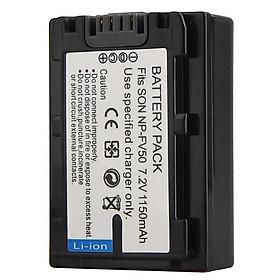 Pin Dành Cho Máy Ảnh Sony NP-FV50 7.2V 1150mAh Cao Cấp