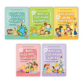 Combo Phát Triển Toàn Diện - Bộ sách 5 Cuốn Kỹ Năng Sống Dành Cho Trẻ