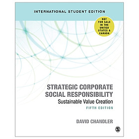 Strategic Corporate Social Responsibility - International Student Edition: Sustainable Value Creation