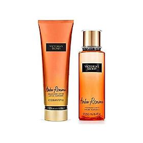 Victoria's Secret Bare Vanilla Fragrance Lotion and Body Mist Set