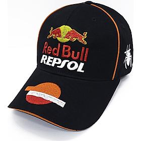 Mũ lưỡi trai nón kết Red bull Repsol thời trang nam nữ cao cấp