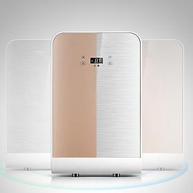 Tủ lạnh kèm hâm nóng mini 22 lít hiển thị nhiệt độ bảo quản thức ăn đựng mỹ phẩm sữa, thức ăn- Giao hàng toàn quốc