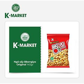 K-Market - Ngô Sấy Bbongiyo Original (140gr)
