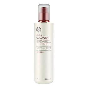 Nước Cân Bằng The Face Shop Pomegranate And Collagen Volume Tightening Toner 150ml