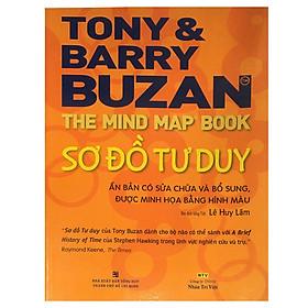 The Mind Map Book  - Sơ Đồ Tư Duy - Ấn Bản Màu (Tái Bản)
