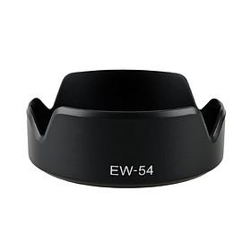 Lens hood Loa che nắng EW-54 Canon M10 ống kính EF-M 18-55mm STM