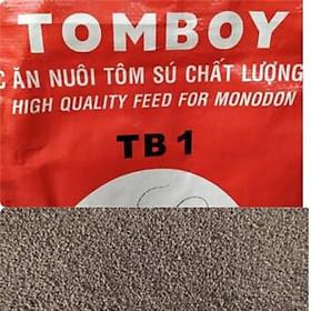 100gr Thức ăn cho cá 7 màu, guppy, betta, tôm tép cảnh -TB1