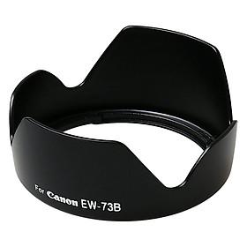 Lens Hood EW-73B For Canon (Đen) - Hàng Nhập Khẩu