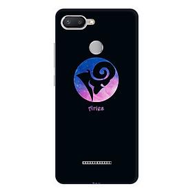 Ốp lưng điện thoại Xiaomi Redmi 6 hình  12 Cung Hoàng Đạo - Cung Bạch Dương