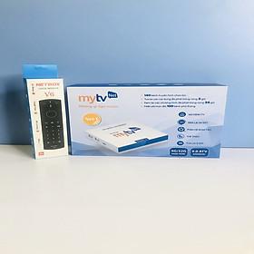 Android TV Box MyTV Net 4GB/32GB điều khiển giọng nói,  cấu hình mạnh mẽ- Hàng chính hãng