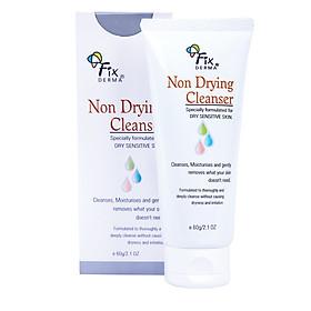 Sữa rửa mặt Fixderma Non Drying Cleanser (60g)