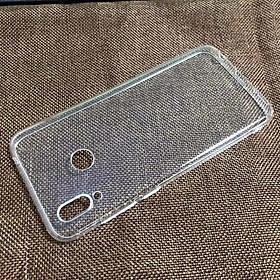 Ốp lưng silicon dẻo trong suốt siêu mỏng 0.6mm dành cho Huawei Nova 3i